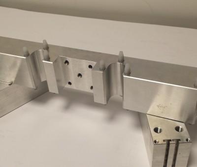 Fabricación de cargador preformas
