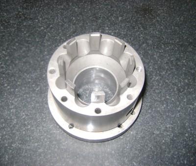 Componente para inyectora de plástico