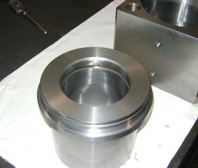 Fabricación cilindro hidraúlico