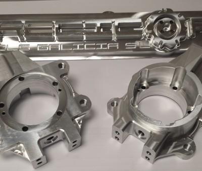 Mecanizado Aluminio