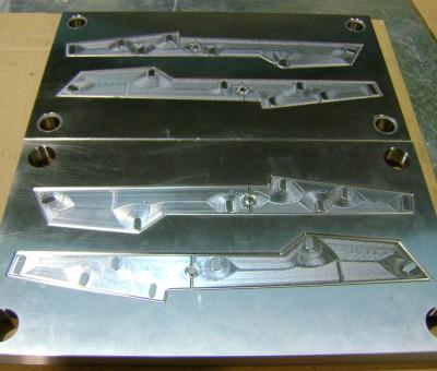 Mecanizado Huella Molde